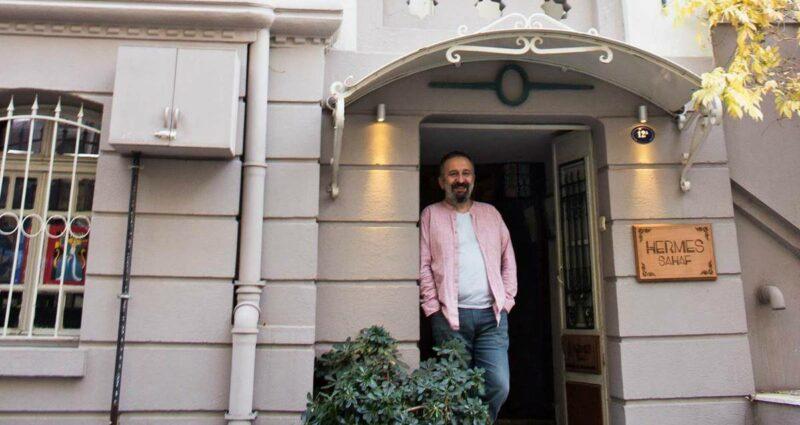 Hermes Sahaf İzmir