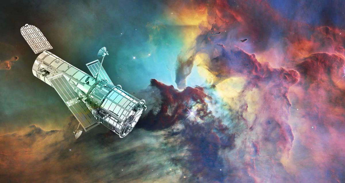 NASA Hubble Uzay Teleskobu Doğum Günü