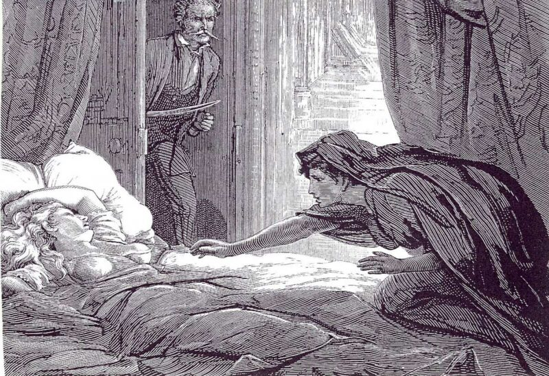 Carmilla ilk vampir Dracula