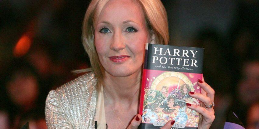 J.K. Rowling Koronavirüs