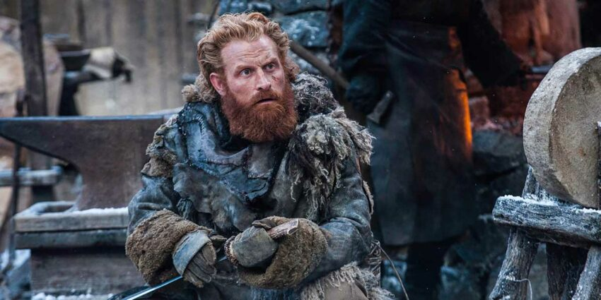kristofer hivju tormund game of thrones the witcher