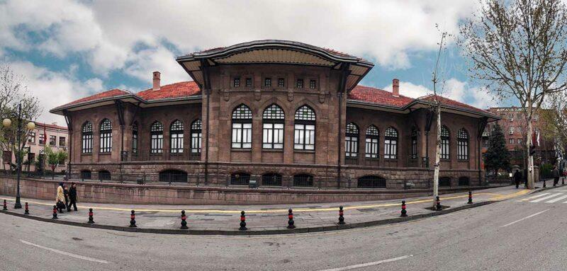 Kurtuluş Savaşı Müzesi / Ankara