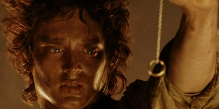 Lord of the Rings Frodo Baggins Final