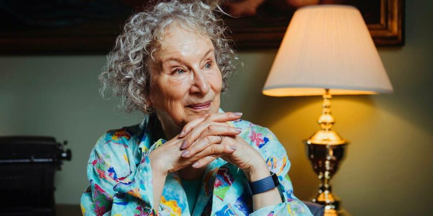 Margaret Atwood - Covid-19