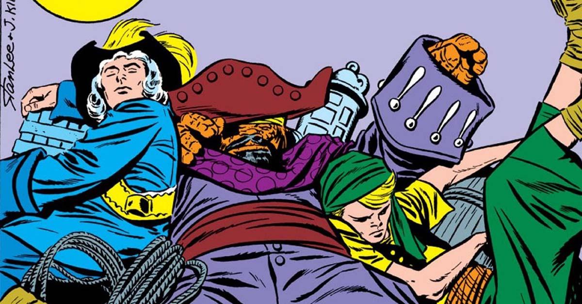 Fantastic Four Marvel ÇR
