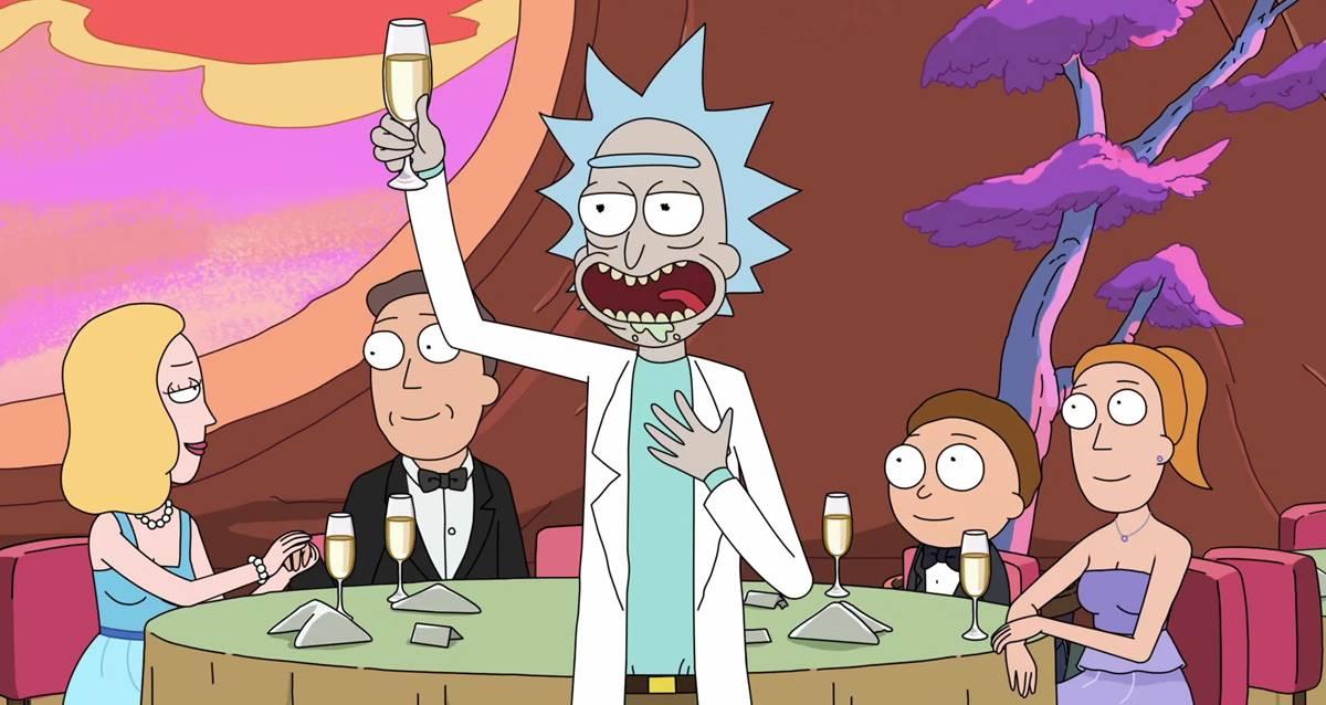 Rick and Morty 4. Sezon Yeni Bölüm Tarihi