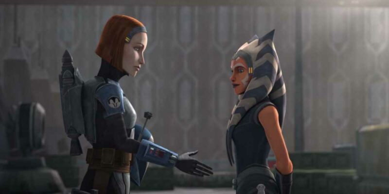 Star Wars: The Clone Wars The Mandalorian