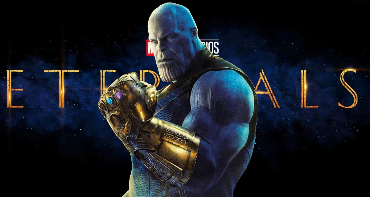 thanos the eternals