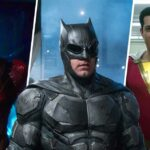 the batman the flash shazam 2
