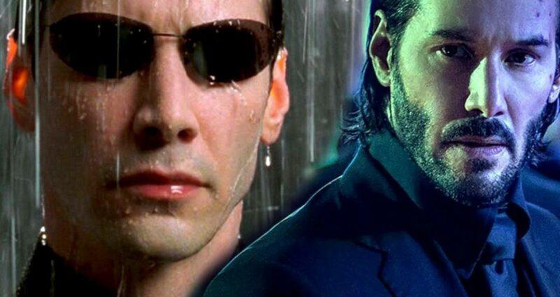 The Matrix 4 - John Wick