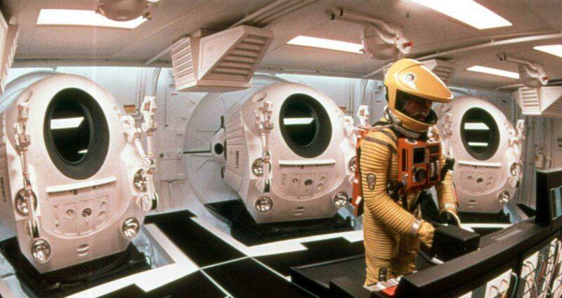 2001: A Space Odyssey En İyi Bilimkurgu Filmi