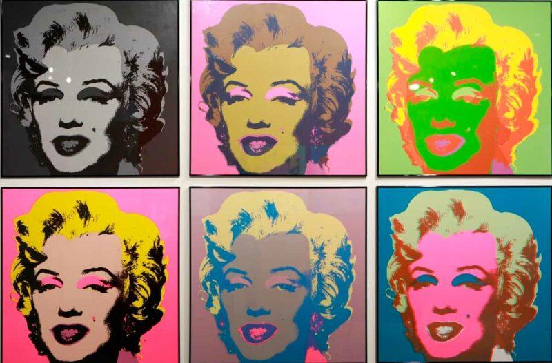 Andy Warhol çizimleri
