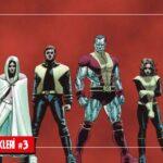 Astonishing X-Men marvel klasikleri 3