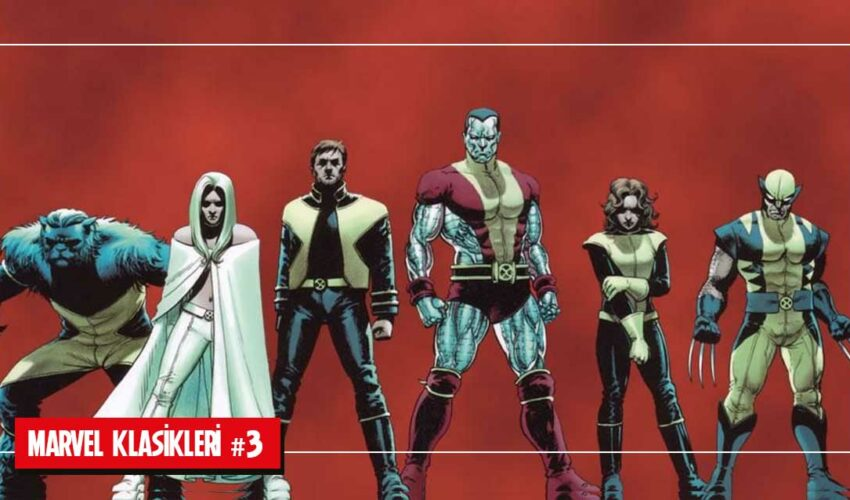 Astonishing X-Men marvel klasikleri 3