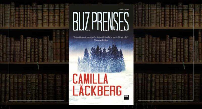 Buz Prenses Camilla Lackberg