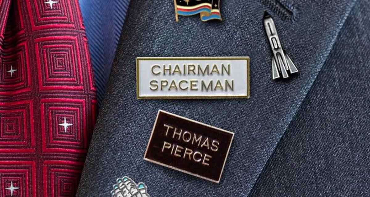 Chairman Spaceman Film Uyarlama