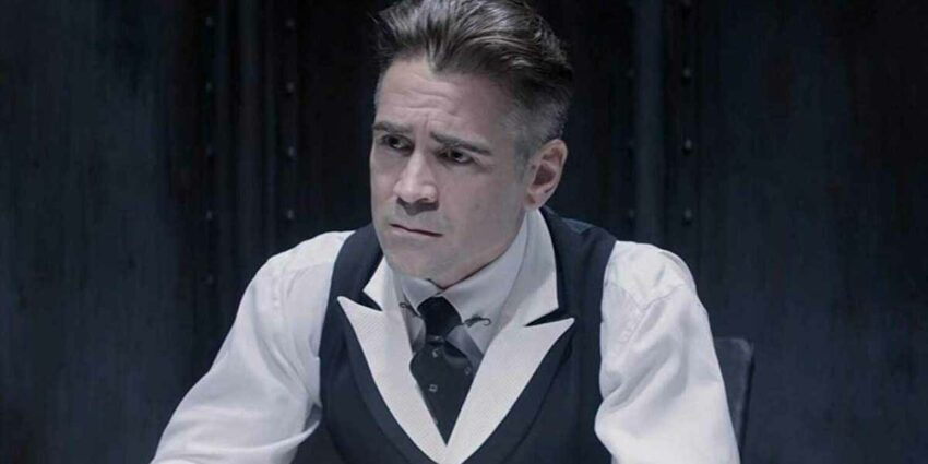 Colin Farrell The Batman The Penguin