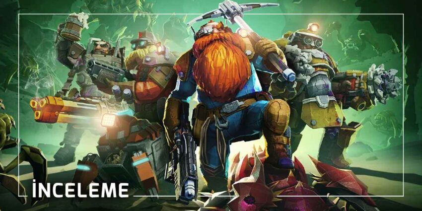 Deep Rock Galactic inceleme