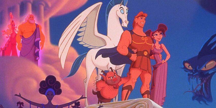 Disney Hercules Herkül