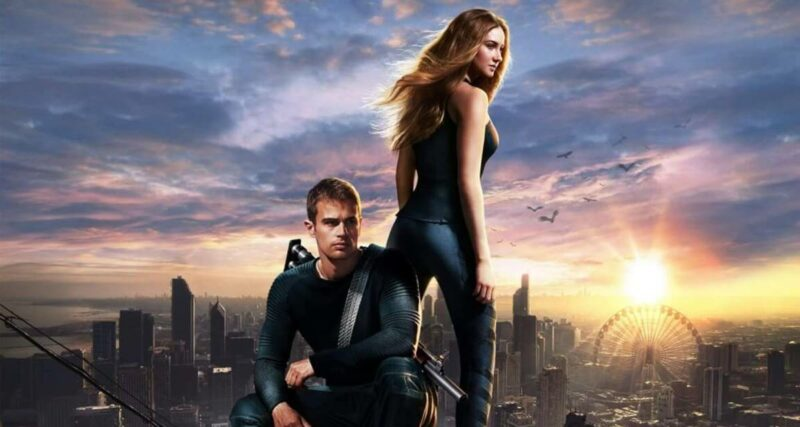 Divergent Açlık Oyunları Benzeri Film