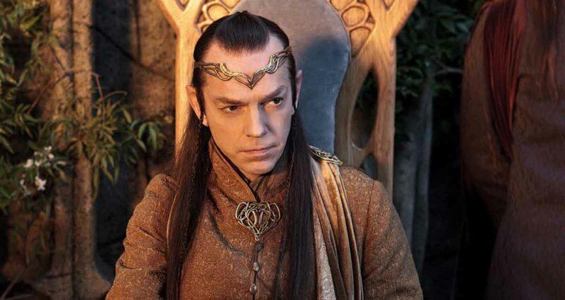 Elrond yüzüklerin efendisi hugo weaving