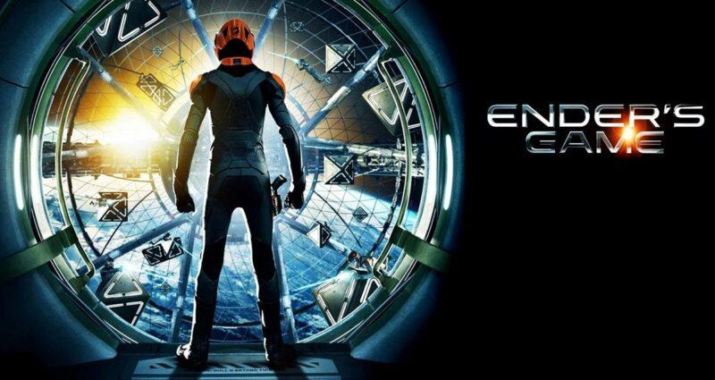 Ender's Game Açlık Oyunları Benzeri Film