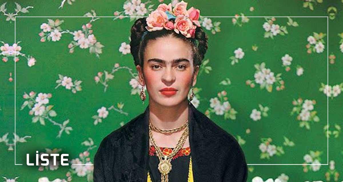Frida Kahlo liste