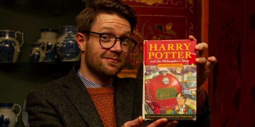 Harry Potter ve Felsefe Taşı İlk Baskı