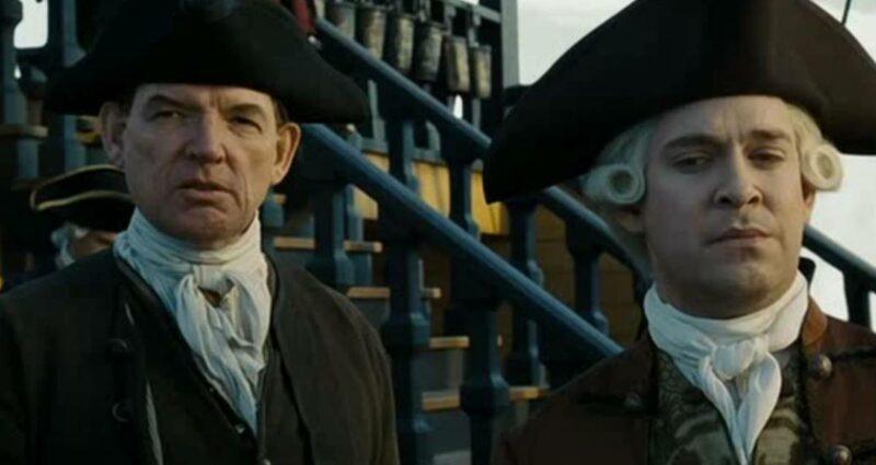 Ian Mercer - Karayip Korsanları Kötü Karakterler