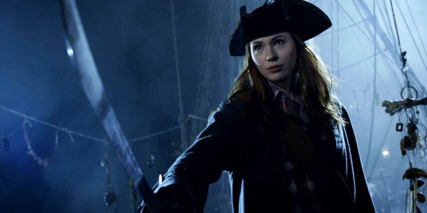 Karayip Korsanları Pirates of the Caribbean Karen Gillan