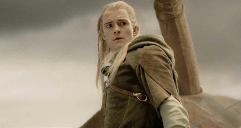 Legolas yüzüklerin efendisi