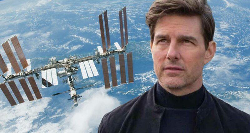 NASA Tom Cruise Uzay