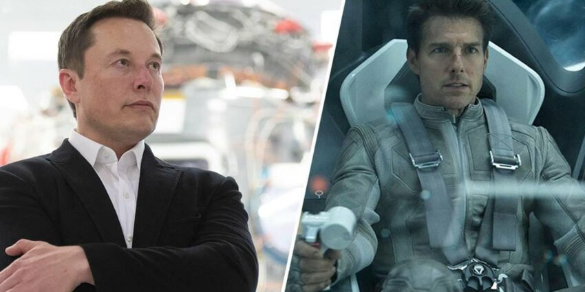 NASA Tom Cruise Uzay Elon Musk