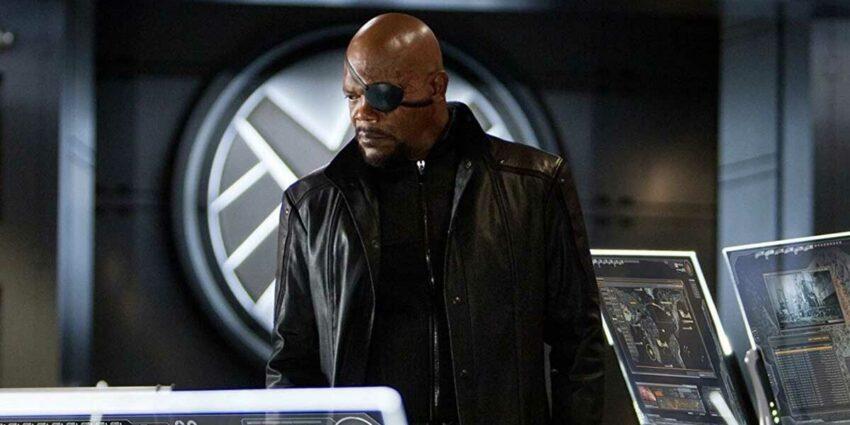 Nick Fury Samuel L. Jackson