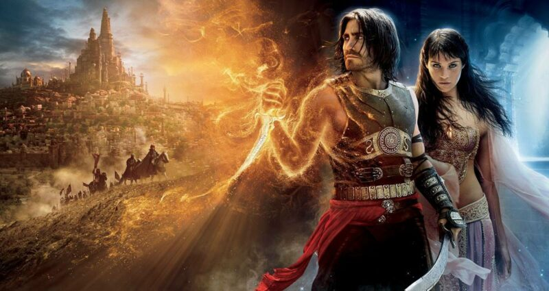 Prince of Persia The Sands of Time Karayip Korsanları Benzeri Film