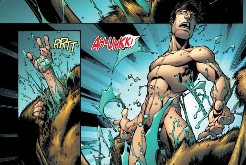Spider-Man organik ağ fırlatıcısı Çizgi Roman Günlükleri