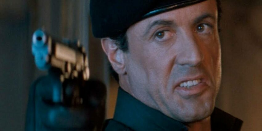 Sylvester Stallone - Demolition Man 2