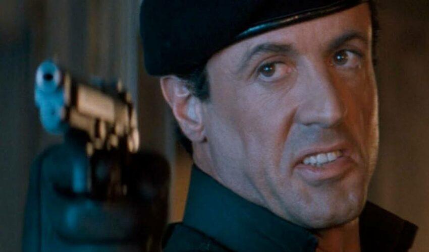 Sylvester Stallone - Demolition Man 2