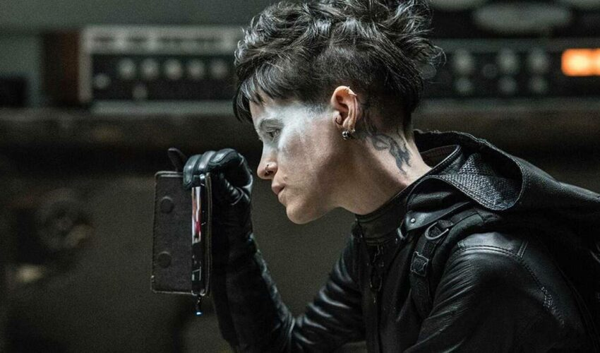 The Girl with the Dragon Tattoo Amazon Dizi
