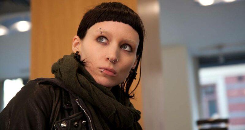 The Girl with the Dragon Tattoo Amazon Dizi
