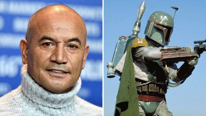 The Mandalorian 2. sezon temuera morrison