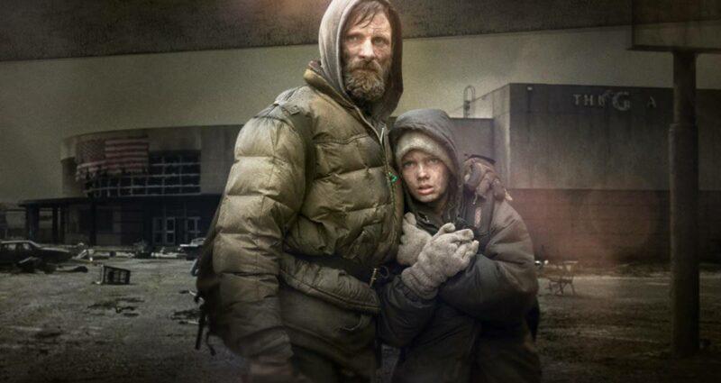 The Road Açlık Oyunları Benzeri Film