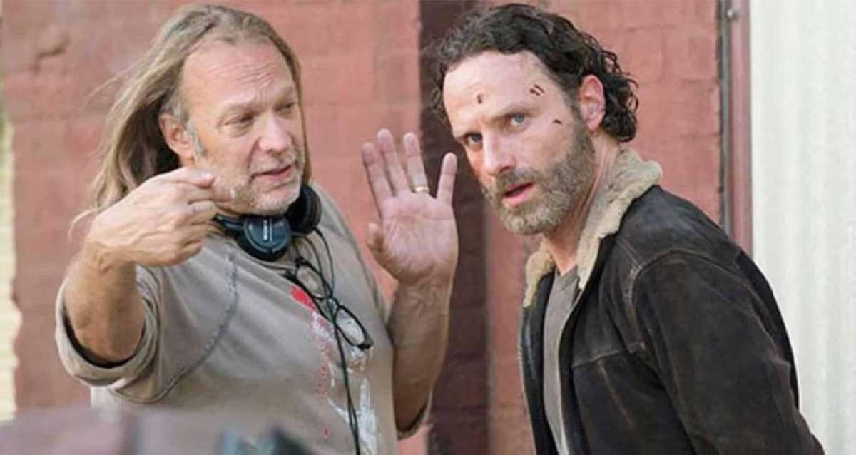 The Walking Dead Greg Nicotero Koronavirüs