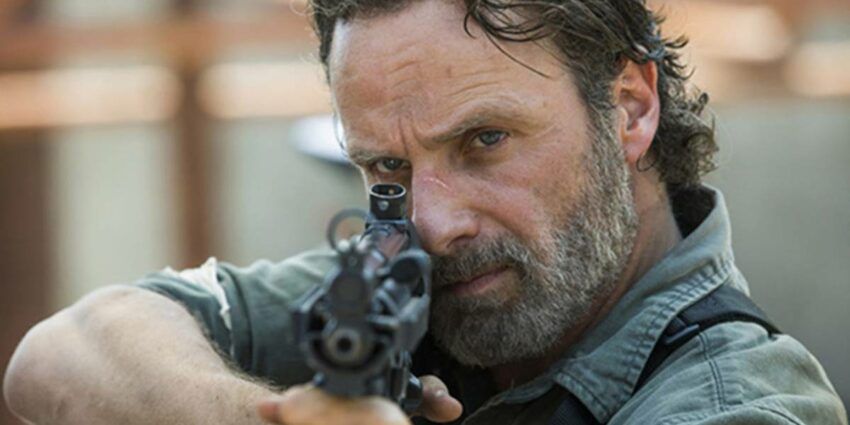 The Walking Dead Rick Grimes Teori