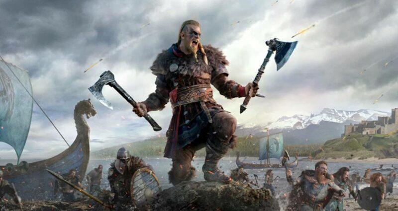 Ubisoft yeni Assassins Creed Valhalla