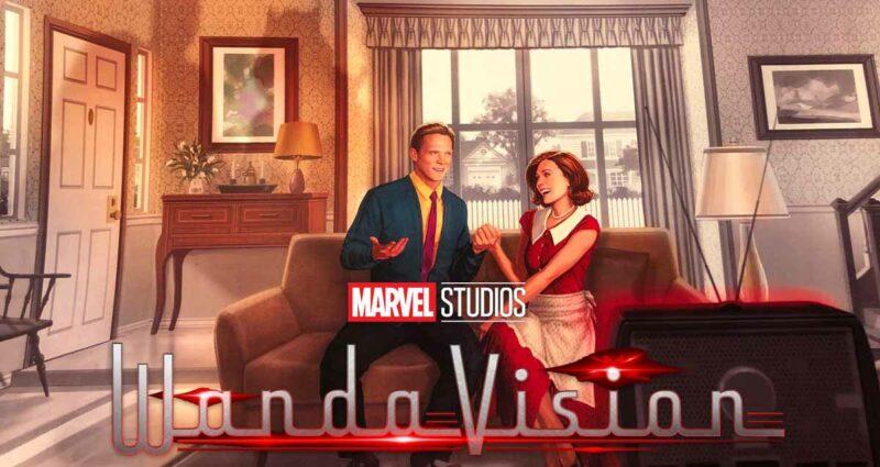 WandaVision 1. sezon disney+