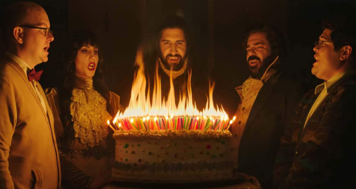 What We Do in the Shadows 3. Sezon