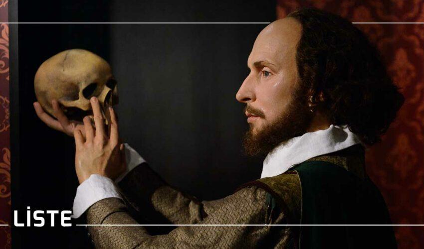 William Shakespeare Hayatı Eserleri