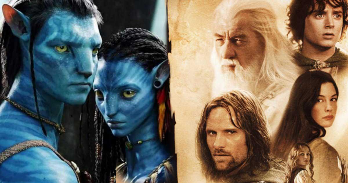 Yüzüklerin Efendisi ve Avatar 2