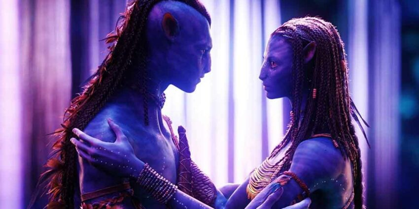 avatar 2 Jake ve Neytiri